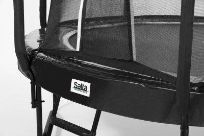 Батут Salta First Class круглий 427 см Black (5374A)