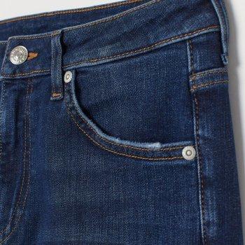 Джинсы H&M 7249051-AAQJ Темно-синие