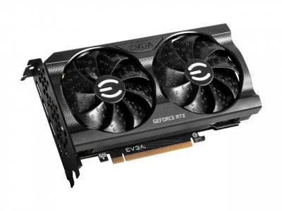 EVGA PCI-Ex GeForce RTX 3060 XC GAMING 12G GDDR6 (192bit) (1882/15000) (HDMI, 3 x DisplayPort) (12G-P5-3657-KR)