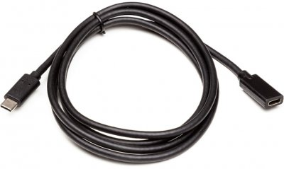 Кабель PowerPlant USB Type-C M/F (USB3.0) 3А AWG24+32 1.5 м (CA912582)