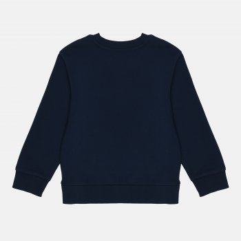 Свитшот H&M 1603-7632002 Темно-синий