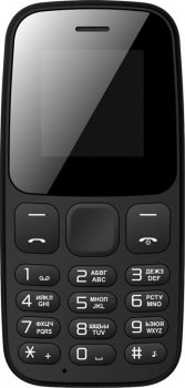 Nomi i144c Dual Sim Black