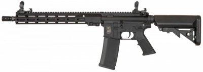 Пневматична гвинтівка Specnaarms SA-C22 Core X-ASR Carbine Replica Black (19129)