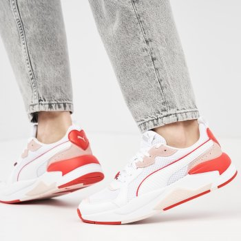 Кроссовки Puma X-Ray Game Wmn s Valentine s 36885701 Puma White-Puma White-Cloud Pink-Poppy Red