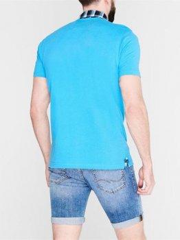 Поло Pierre Cardin 542401-71 Turquoise