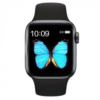 Смарт Годинник Smart Watch T500 Голосовий виклик Фітнес-браслет Black