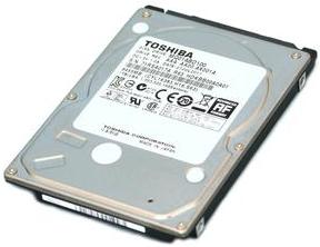 "Жорсткий диск Toshiba 500ГБ 5400об/м 8МБ 2.5"" SATA II (MQ01ABD050V)"