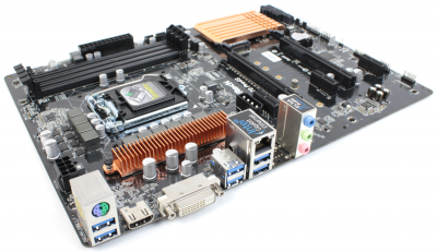Материнская плата ASRock H170 Pro4S (s1151, Intel H170, PCI-Ex16) Б/У