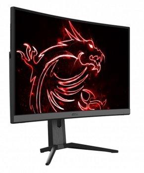"Монитор LCD 27"" MSI OPTIX_MAG272CQR, 2*HDMI,DP,USB-Hub,VA 2560x1440, CURVED, 165Hz, 1ms, sRGB100%, FreeSync"
