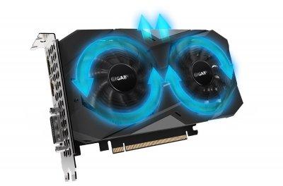 Gigabyte GeForce GTX1650 4GB DDR6 128bit DP-HDMI-DVI D6 WINDFORCE OC
