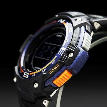 Чоловічі наручні годинники Casio SGW-100-2BER