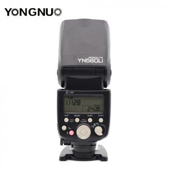 Вспышка для фотоаппаратов SONY - YongNuo Speedlite YN560Li KIT в комплекте с аккумулятором