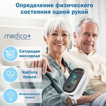 Портативный пульсоксиметр MEDICA+ Cardio Control 5.0 (Япония)