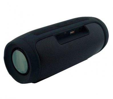 Портативная Bluetooth колонка для музыки SPS CHARGE E4+, черная