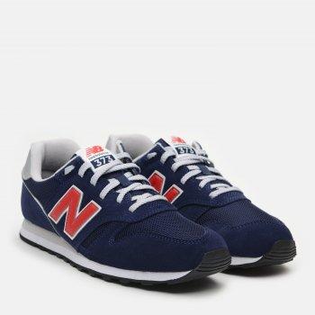 Кроссовки New Balance 373 ML373CS2 Синие с красным