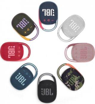 Портативная акустика JBL CLIP 4 BLUP