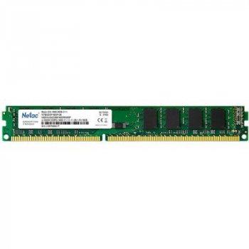 Модуль памяти для компьютера DDR3L 8GB 1600 MHz Netac (NTBSD3P16SP-08)
