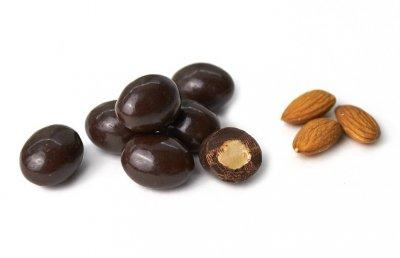 Мигдаль у чорному шоколаді 1 кг