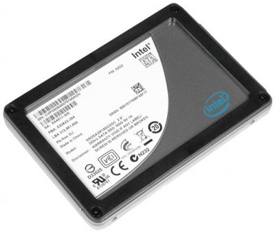 "Накопичувач SSD 160GB Intel X25-M 2.5"" SATAII MLC (SSDSA2M160G2GC) - Refubrished"