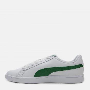 Кеди Puma Smash V2 L 36521503 Puma White-Amazon Green