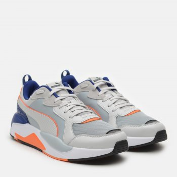 Кроссовки Puma X-Ray Game 37284912 Gray Violet-Gray Violet-Quarry-Elektro Blue-Carrot