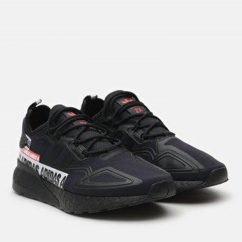 Кросівки Adidas Originals Zx 2K Boost FX7038 Cblack/Cblack/Ftwwht
