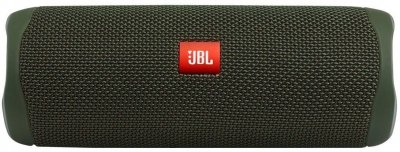 Акустика JBL Flip 5 Eco Edition, Forest Green (JBLFLIP5ECOGRN) 540 г зеленый