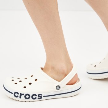Сабо Crocs Women's Bayaband 205089-126 Белые