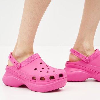 Сабо Crocs Women's Classic Bae Clog 206302-6QQ Electric pink