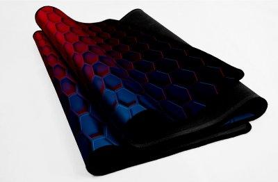 Игровая поверхность WorkPlaceShop PN 3D СОТЫ 400х900 мм