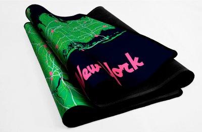 Игровая поверхность WorkPlaceShop MP NEW YORK 400х900 мм