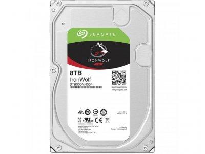 Жесткий диск 8 TB Seagate IronWolf Pro NAS 7200rpm 256MB ST8000VN004