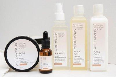 Спрей-реструктуризація White Mandarin Protection для фарбованого та пошкодженого волосся 200 мл (99100909101)