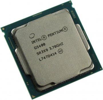 Процесcор INTEL Pentium Gold G5400 3.7GHz s1151 Tray CM8068403360112