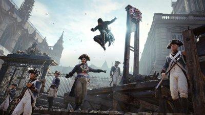 Ключ активации Assassin's Creed: Черный флаг, Единство, Синдикат (Triple Pack: Black Flag, Unity, Syndicate) для Xbox One/Series