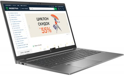 Ноутбук HP ZBook Firefly 15 G8 (1G3U7AV_V16) Silver