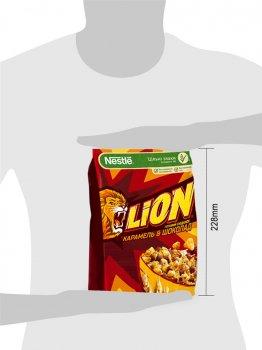 Сухой завтрак Lion Карамельный микс 250 г (5900020022622)