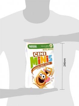 готовый сухой завтрак NESTLE CINI-MINIS со вкусом корицы 250 г (5900020002730)