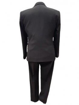 Чоловічий костюм West-Fashion А-75А чорний 182