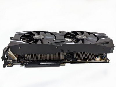 Відеокарта Asus GeForce RTX 2060 Dual Advanced edition 6Gb Factory Recertified