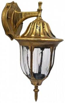 Настінний ліхтар (35х16х19,5 див) Золото постарене YR-9028-w/s-p