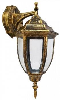 Настінний ліхтар (37х15х19,5 див) Золото постарене YR-9027-w/s-p