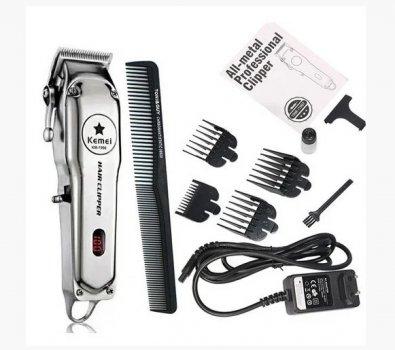 Машинка для стрижки волос Barber Kemei Km-1996