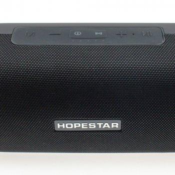 Оригінальна портативна Bluetooth колонка Sound System A6 Hopestar чорна (512-tg)