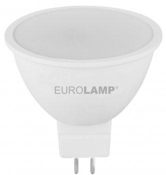 Світлодіодна лампа EUROLAMP SMD MR16 5W GU5.3 3000K 12V (LED-SMD-05533(12)(P))