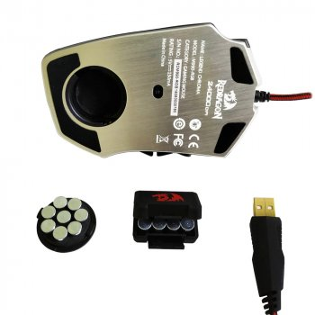 Миша REDRAGON M990 професійна ігрова USB програмована (sv0303)