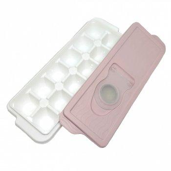 Форма для льда HappyLife с крышкой 11х26.5х3.7 см