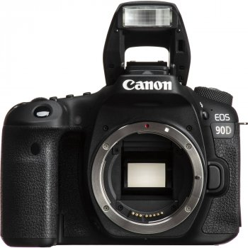 Фотоапарат Canon EOS 90D Body Black (3616C026) Офіційна гарантія!