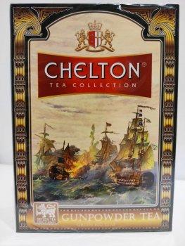 Чай зеленый Chelton Ганпаудер Gunpowder, 100г