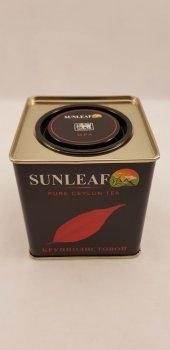 Чай черный SunLeaf Крупнолистовой Солнечный лист в жестяной банке, 400г